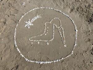 Komädchen Strand - Kopie